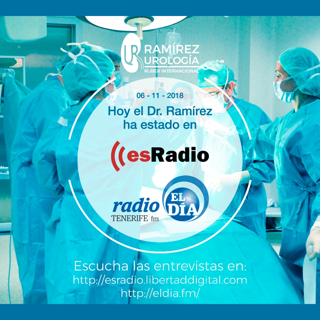 El Dr. Ramírez en esRadio