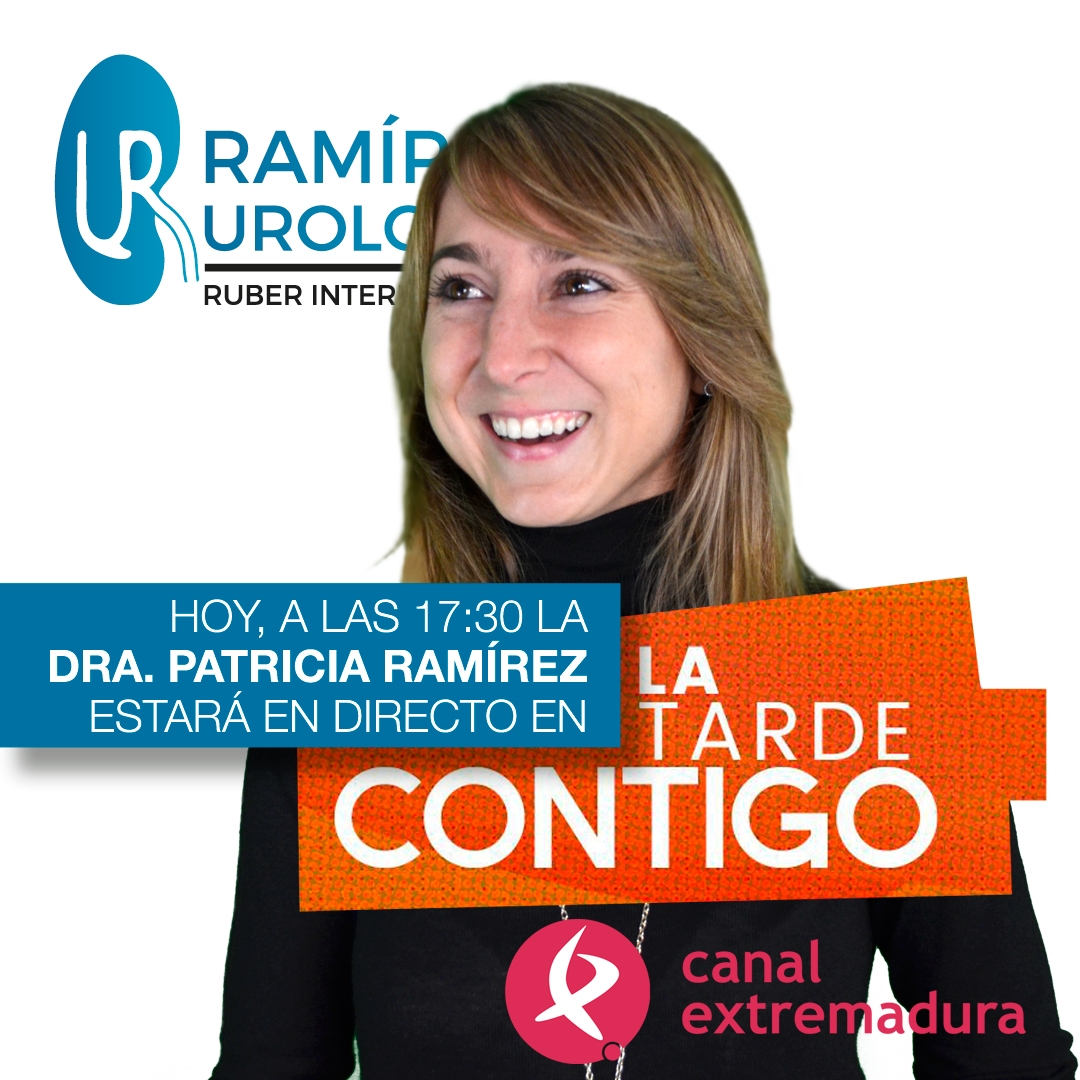 Dra. Patricia Ramírez urología Hospital Ruber Internacional de Madrid